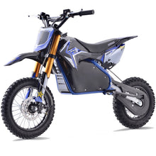 Load image into Gallery viewer, Renegade 1200E 48V 1200W Electric Dirt Bike - Blue