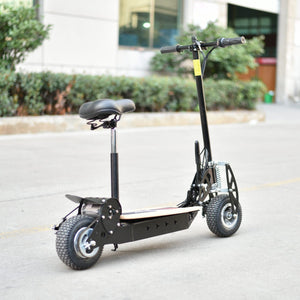 Renegade 500W Powerboard 24V Electric Scooter - Black