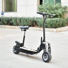 Load image into Gallery viewer, Renegade 500W Powerboard 24V Electric Scooter - Black