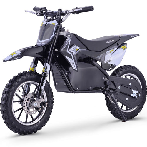 Renegade 50R - 500W 36V Electric Mini Dirt Bike - White