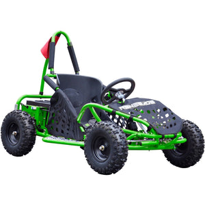 Renegade  Buggy 1000 - 48v Electric Go Kart - with Reverse - Green