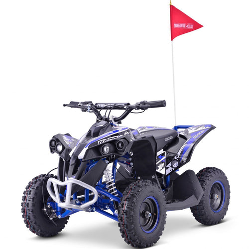 Renegade Race-X 36V  - 1000W Electric Quad Bike - Blue