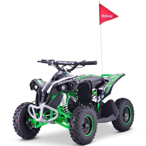 Renegade Race-X 36V  - 1000W Electric Quad Bike - Green