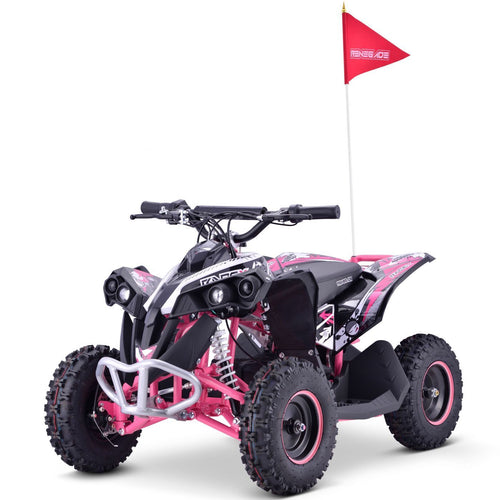 Renegade Race-X 36V  - 1000W Electric Quad Bike - Pink