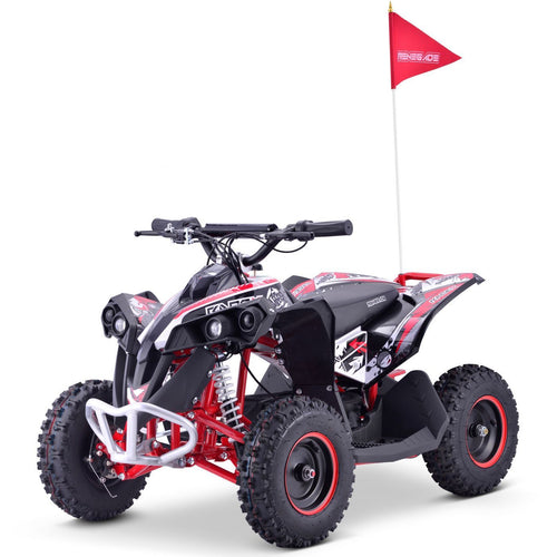Renegade Race-X 36V  - 1000W Electric Quad Bike - Red
