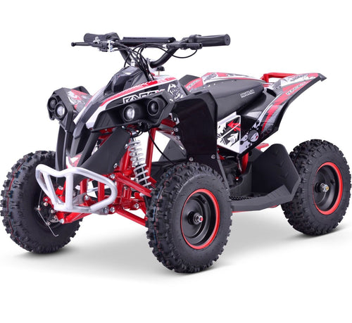 Renegade Race-X 48V 1000W Electric Quad Bike - RED