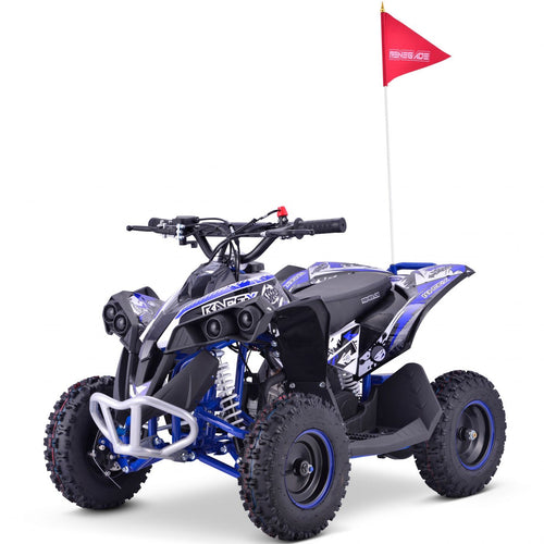 Renegade Race-X - 49cc Petrol Quad - BLUE