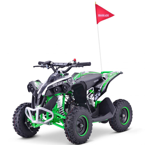 Renegade Race-X - 49cc Petrol Quad - GREEN