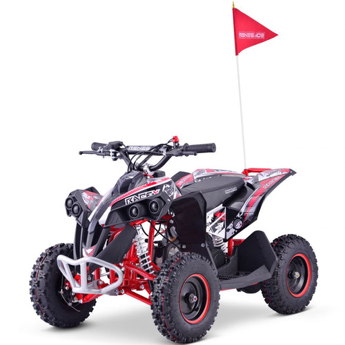 Renegade Race-X - 49cc Petrol Quad - RED
