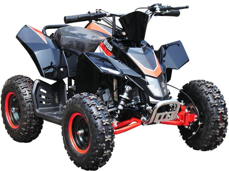Z20 49CC Kids Petrol ATV Quad Bike - RED