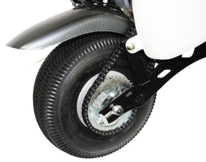 Zipper 49cc Top Of The Range Petrol Scooter