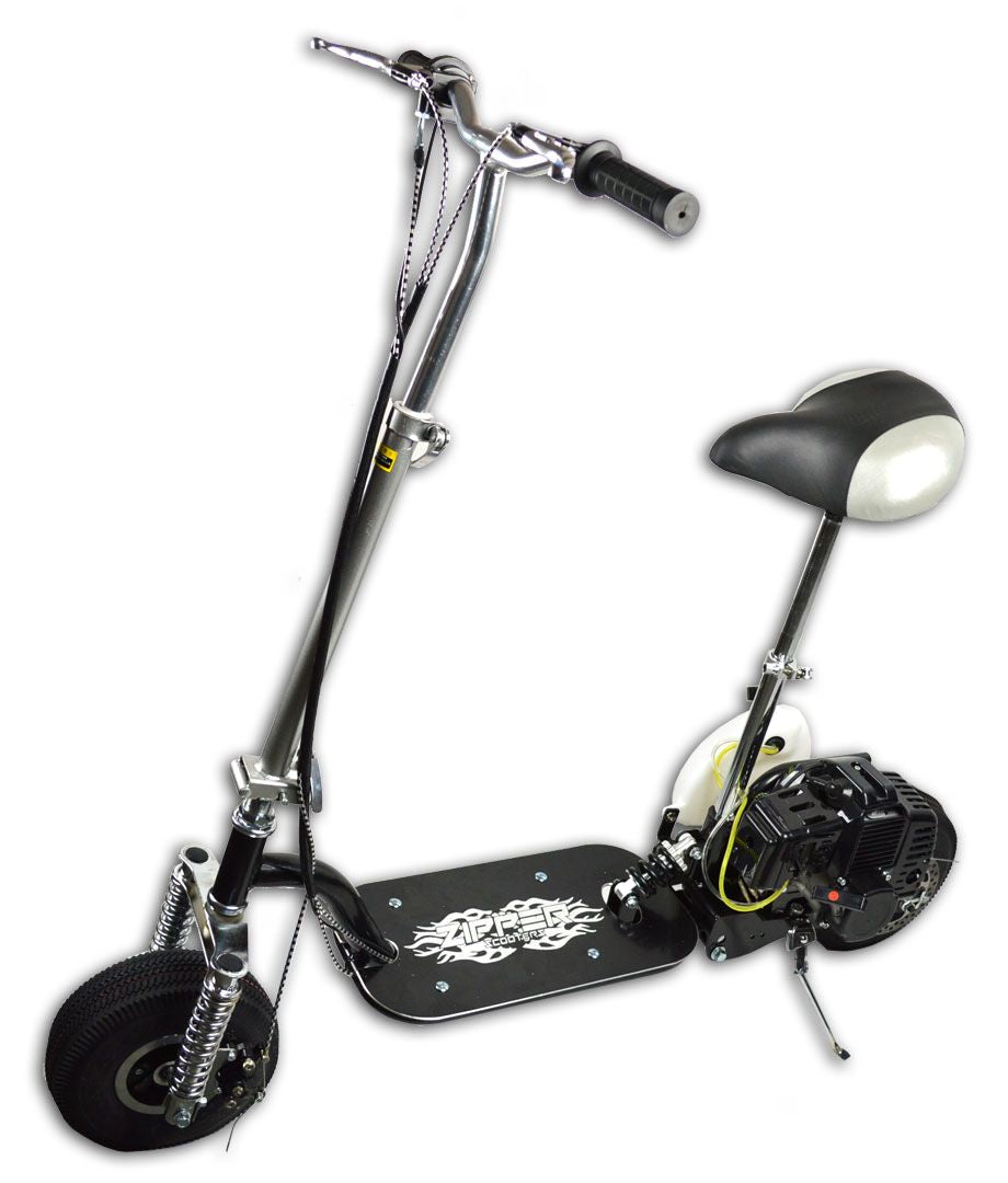 Zipper Budget 49cc Mini Petrol Scooter