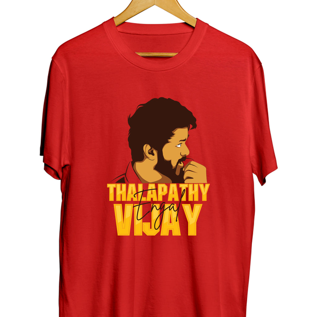 Engal Thalapathy T-shirts - TrendTones