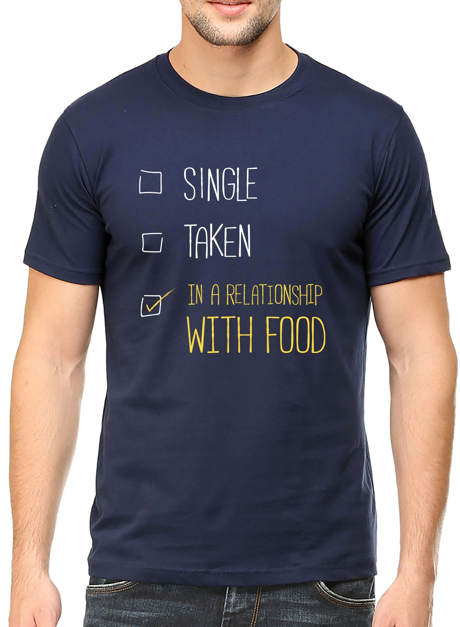 In The Relationship T-shirt - TrendTones