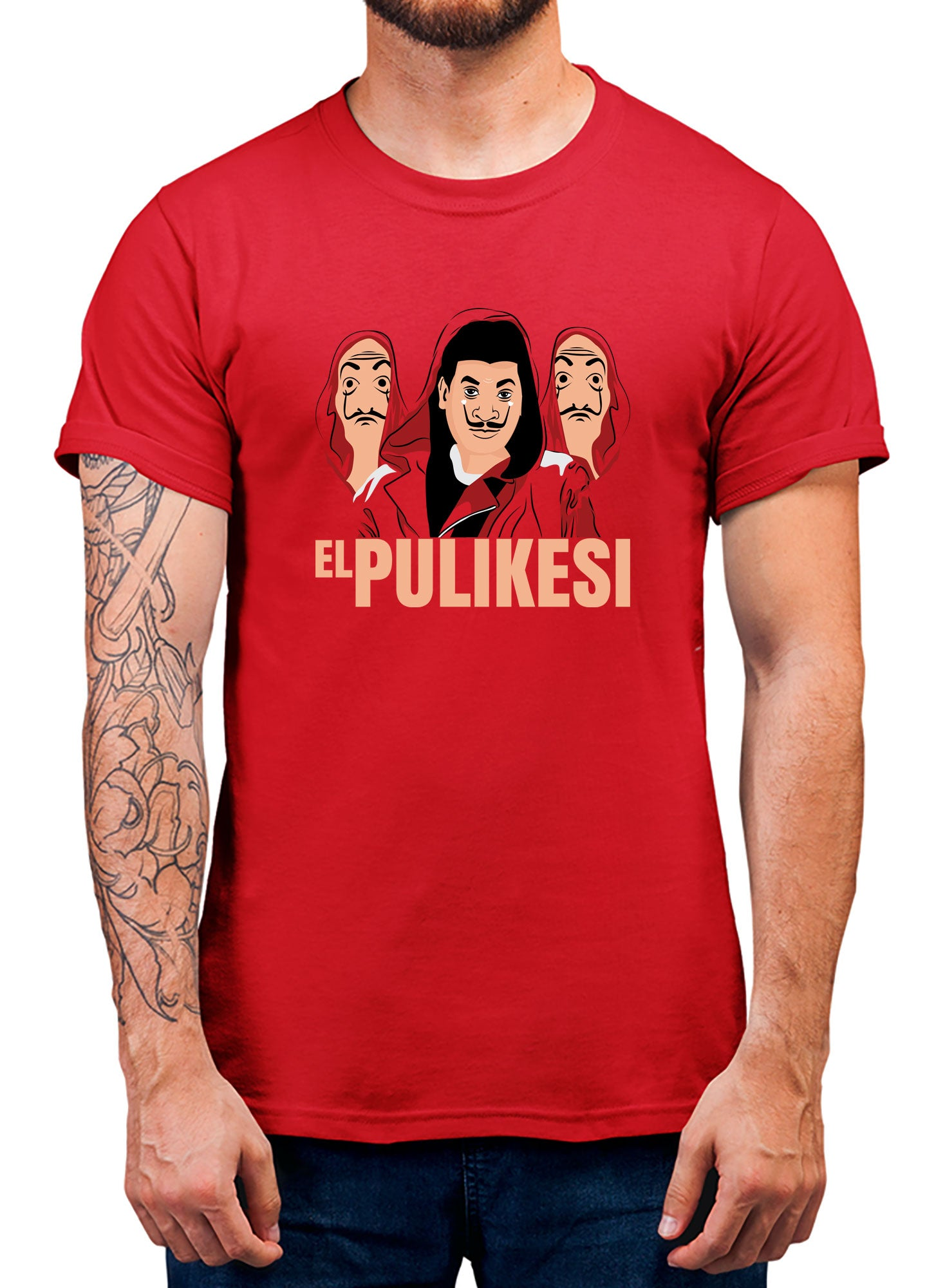 Pullikesi Version T-shirt