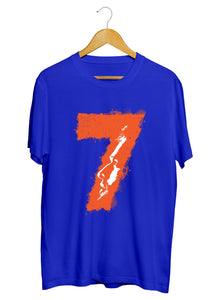 No 7 Dhoni T-shirt