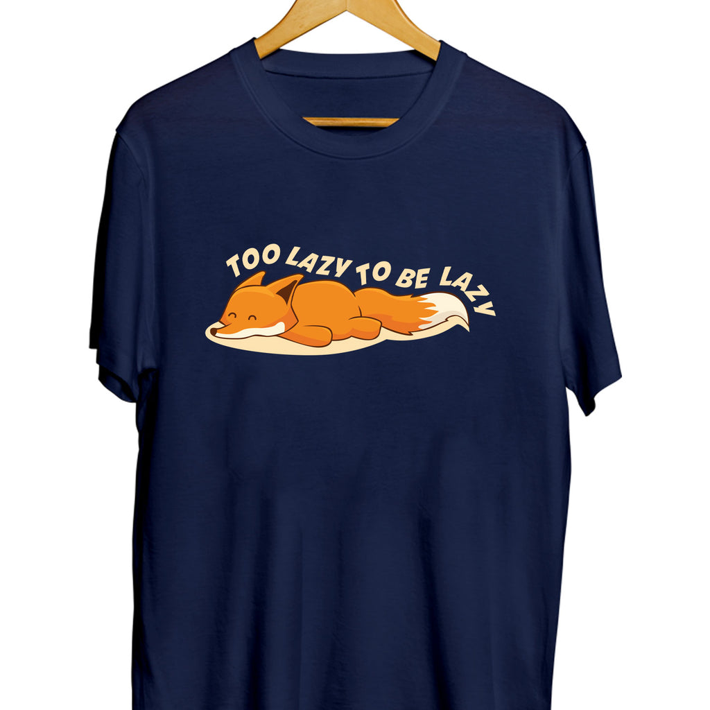 Too Lazy T-shirt - TrendTones