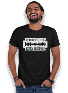 By The Order of Peaky Blinders T-shirts
