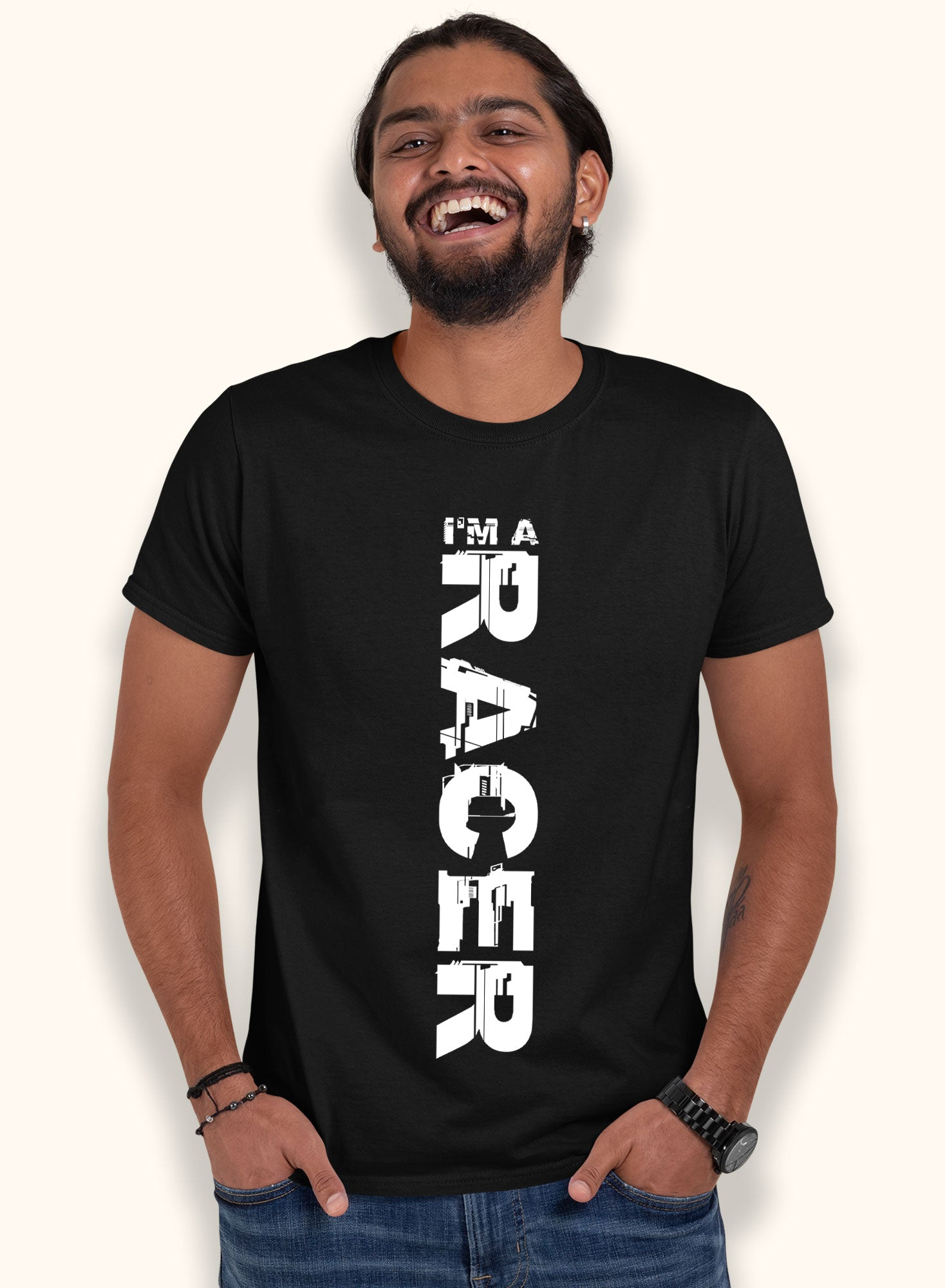I'm a Racer T-shirts