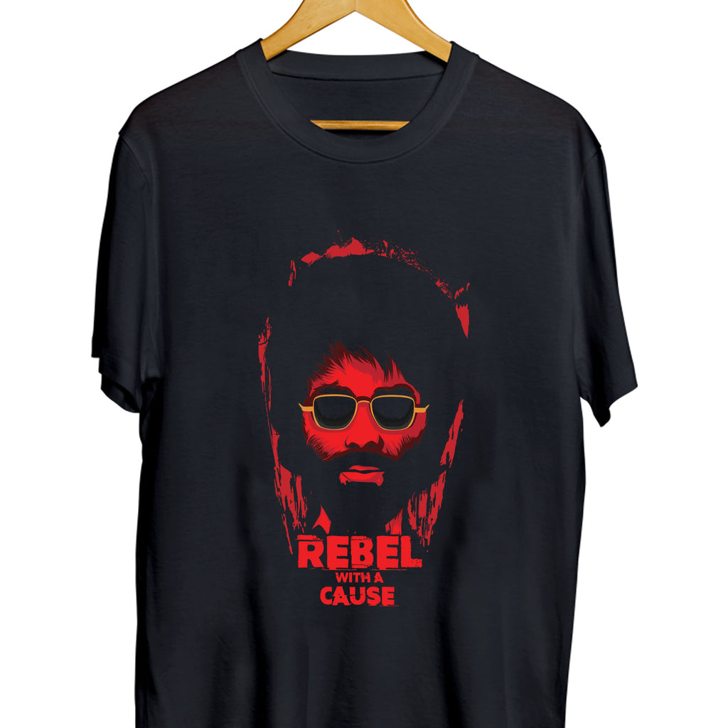 Rebel With A Cause T-shirt - TrendTones
