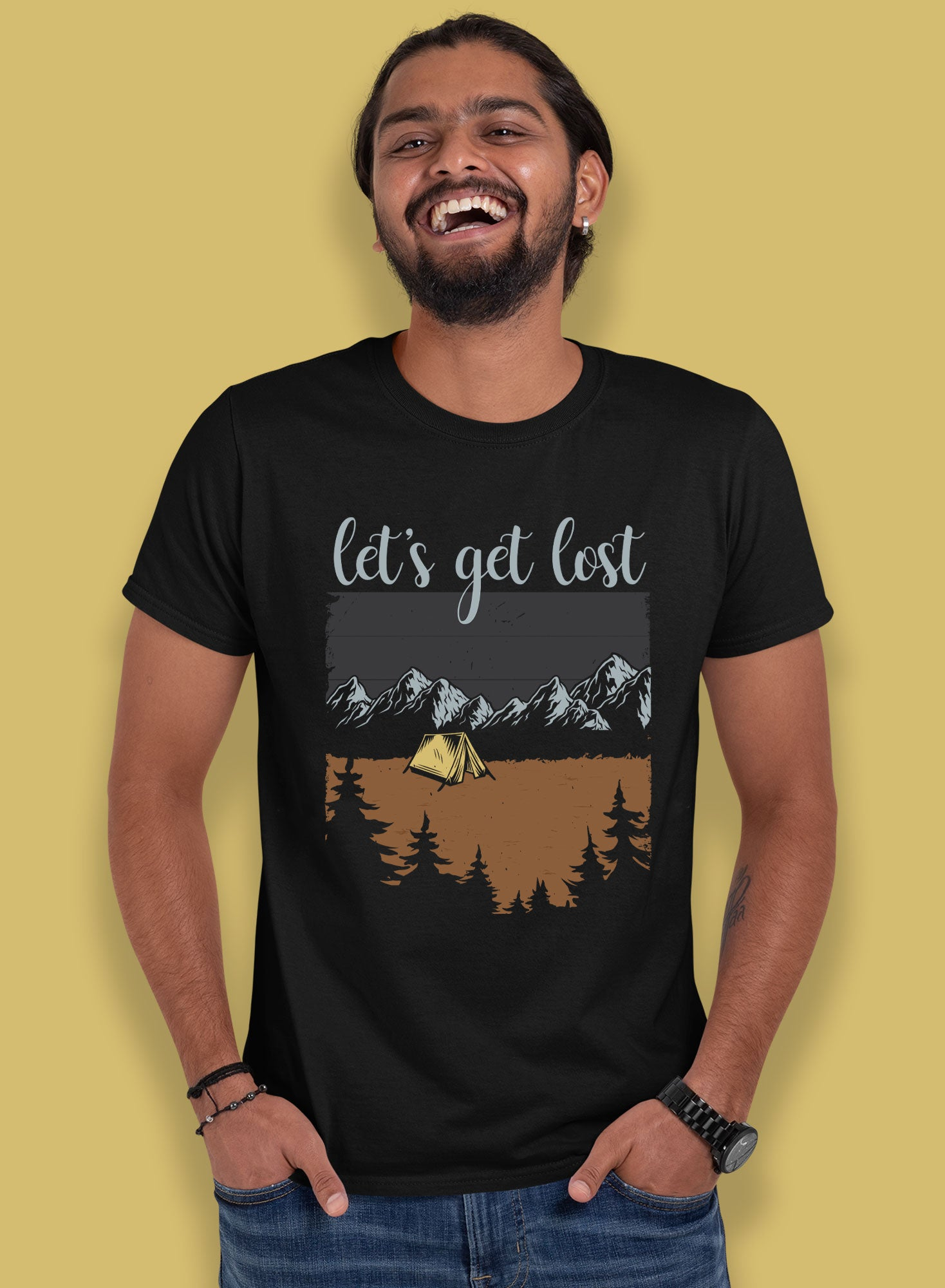 Let's Get Lost T-shirts