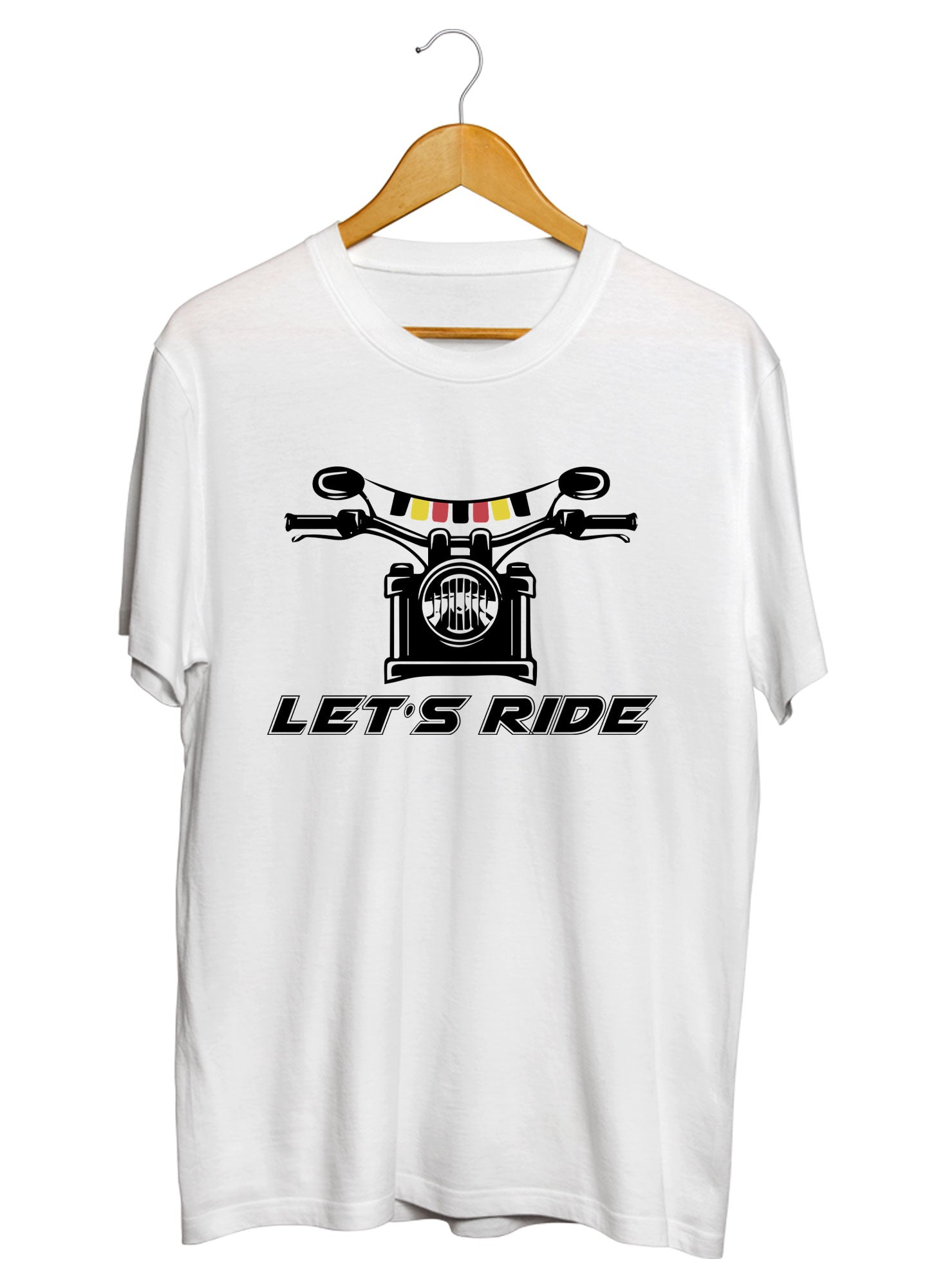 Let's Ride T-shirts