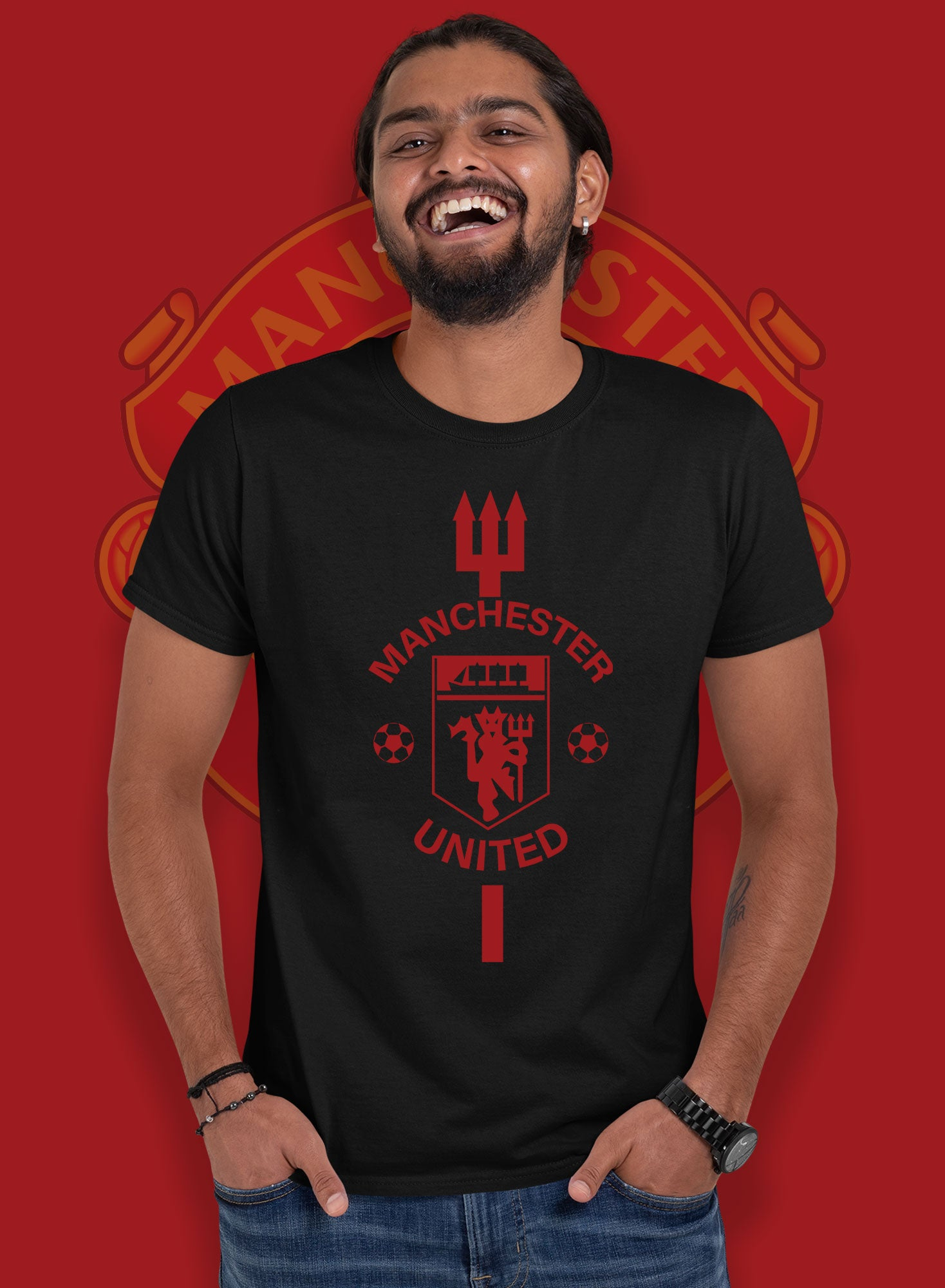 Manchester United T-shirts