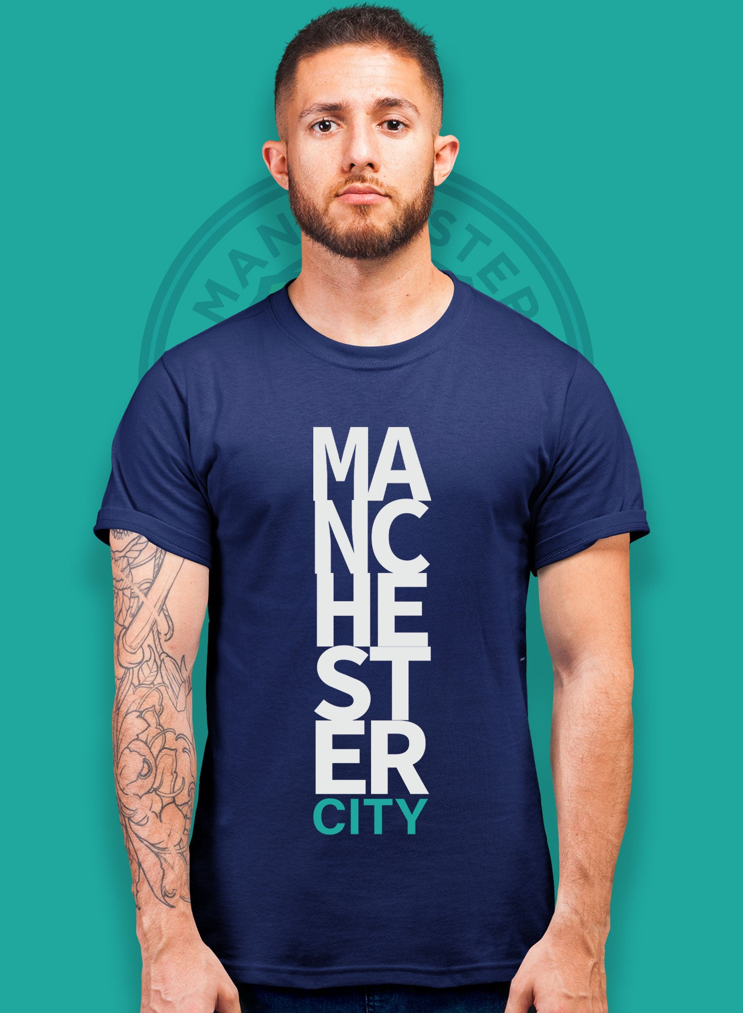 Manchester City Fan T-shirts