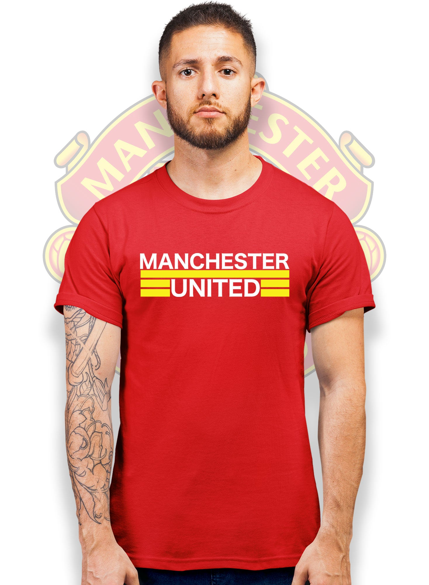 Manchester United Fan T-shirts