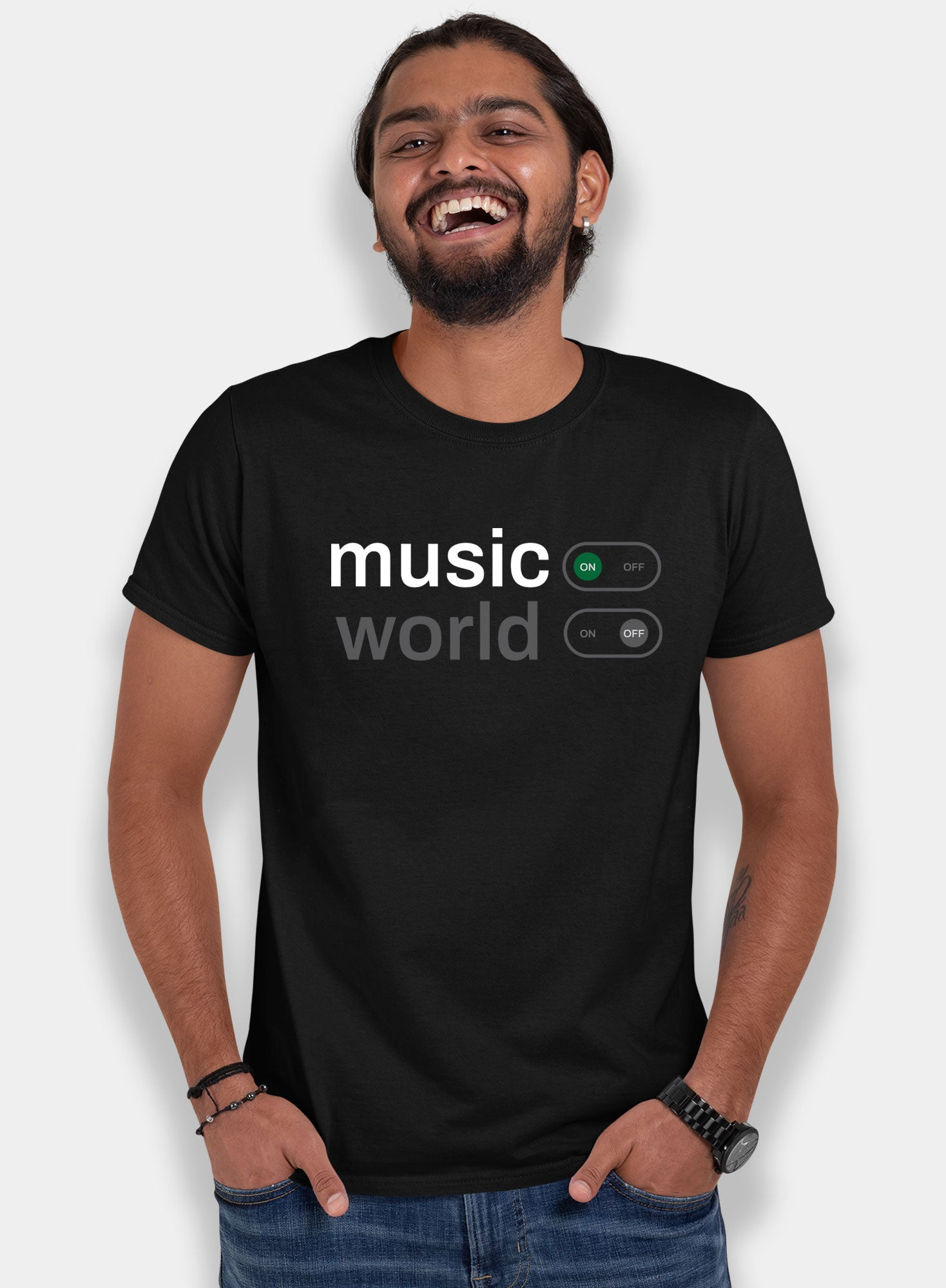 Music On T-shirts