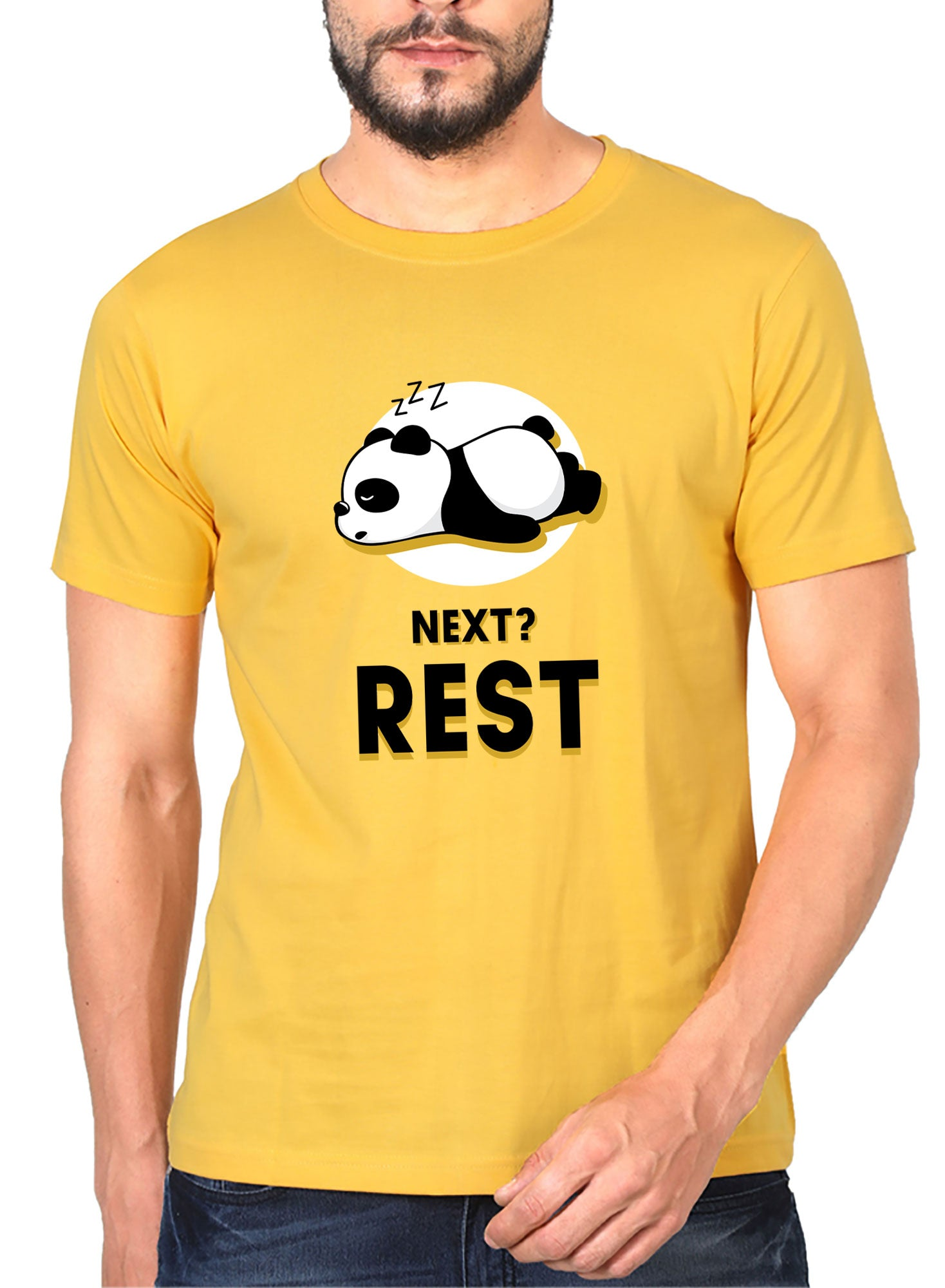 Next Rest T-shirt - TrendTones