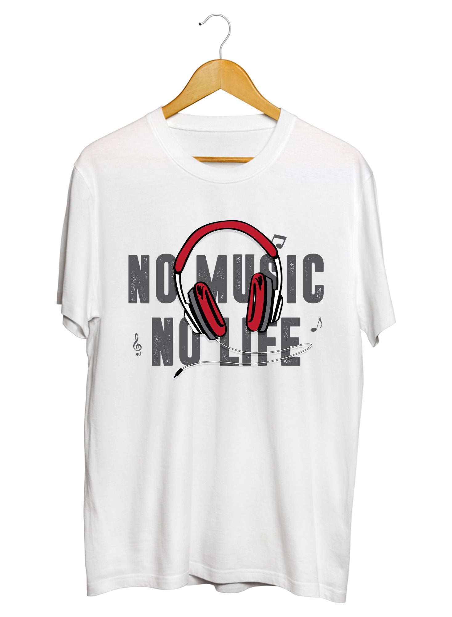 No Music No Life T-shirts
