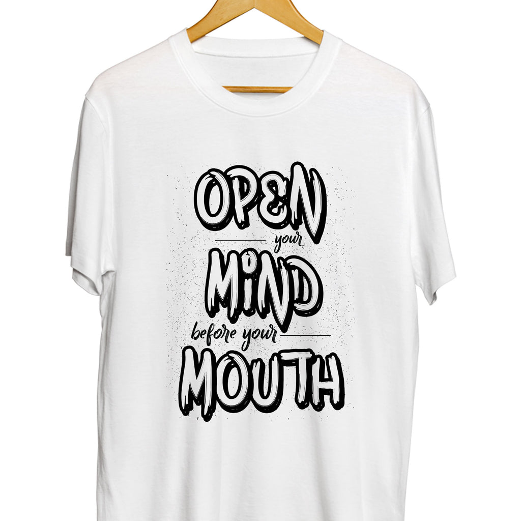 Open Your Mind T-shirt - TrendTones