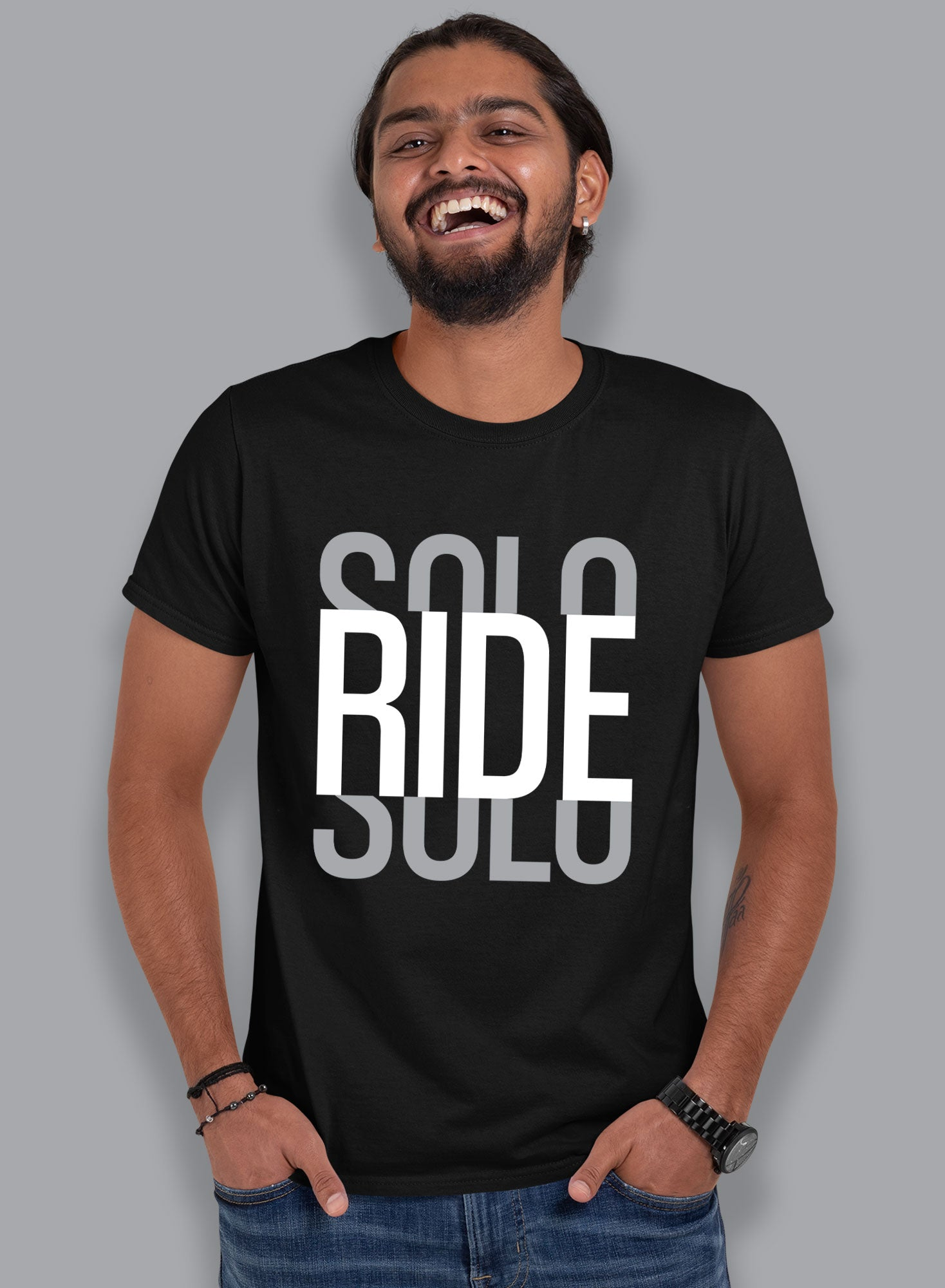 Solo Ride T-shirts