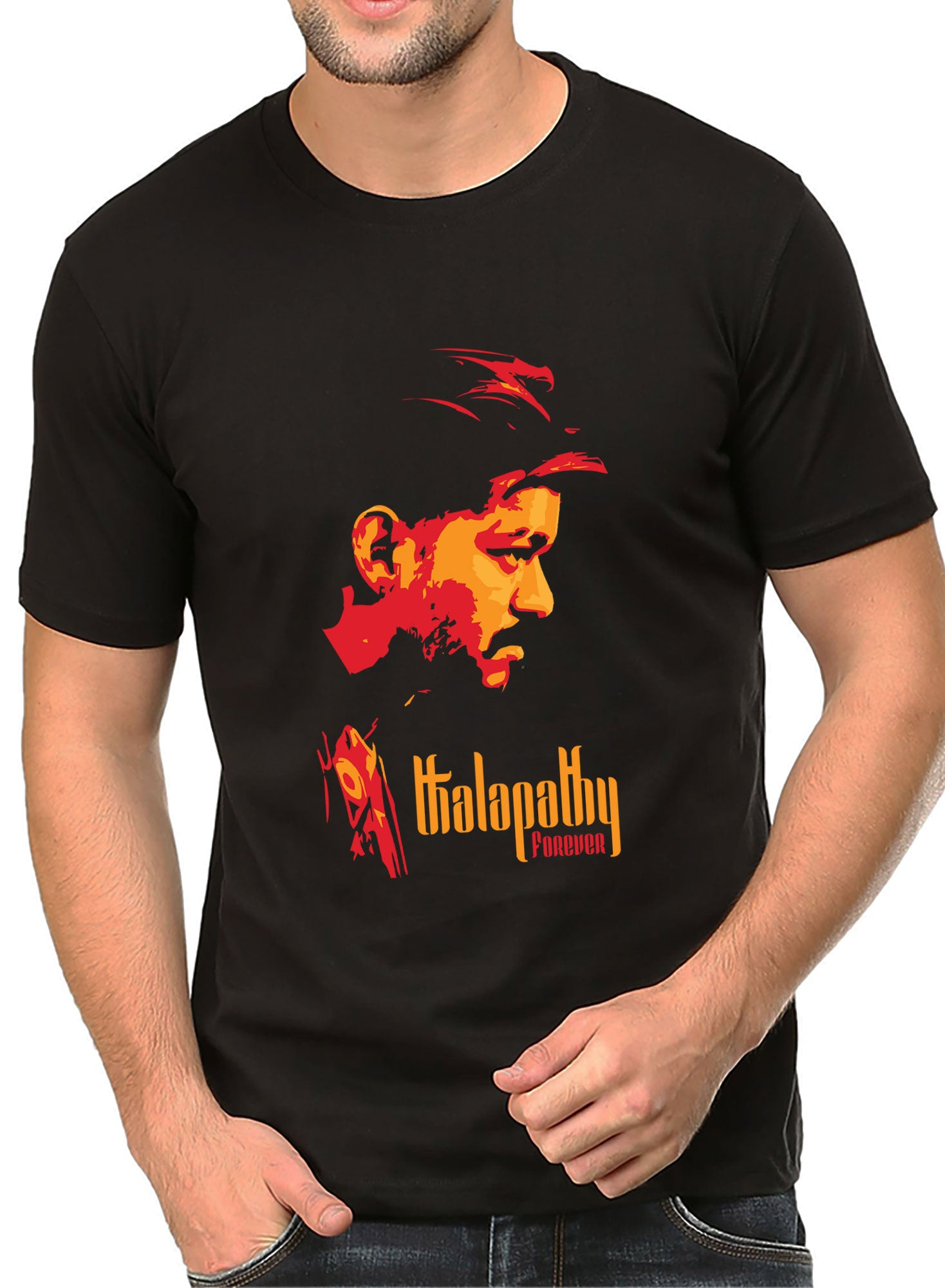 Thalapathy T-shirt - TrendTones