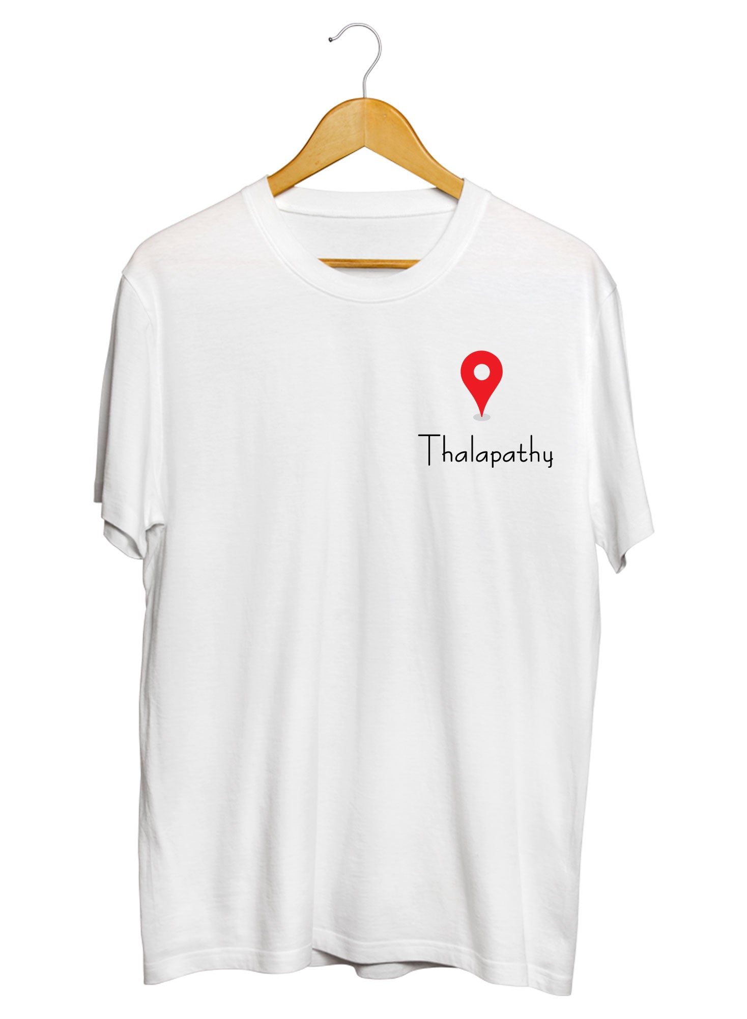 Thalapathy Love T-shirt - TrendTones