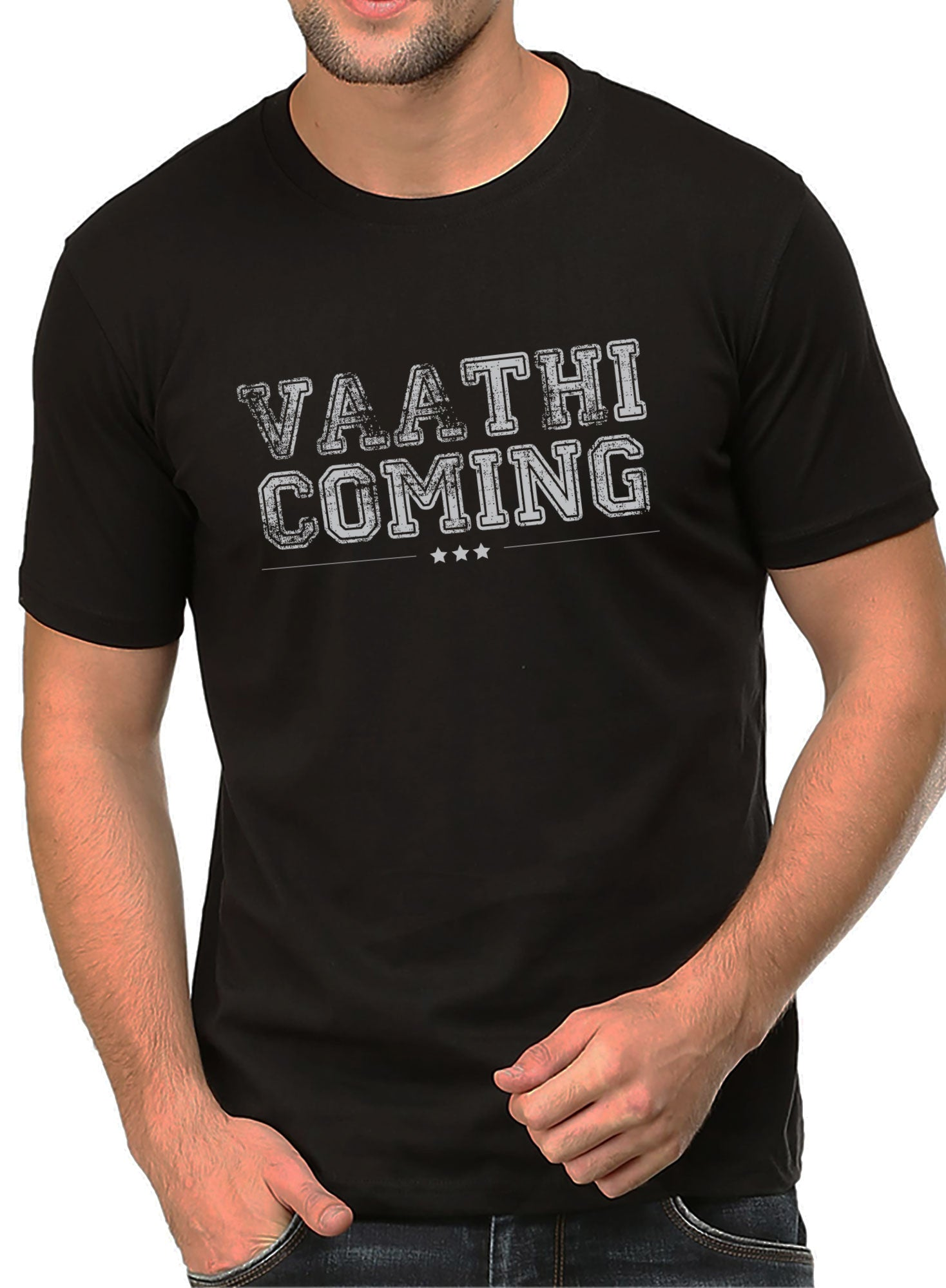 Vaathi Coming T-shirts - TrendTones