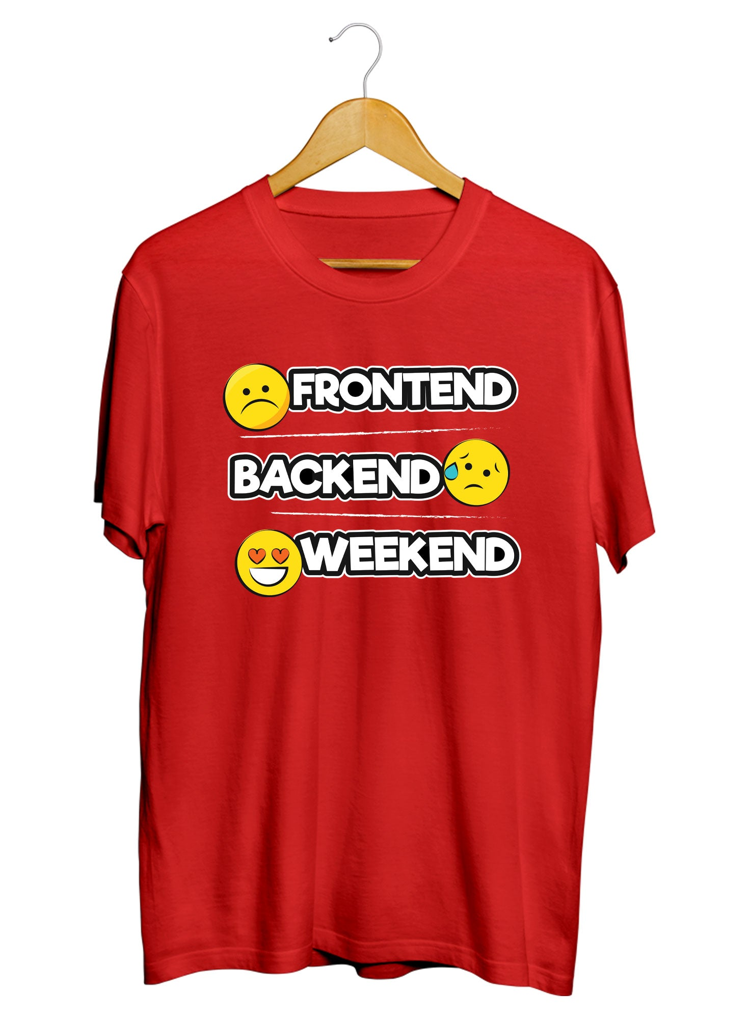 Weekend T-shirt - TrendTones