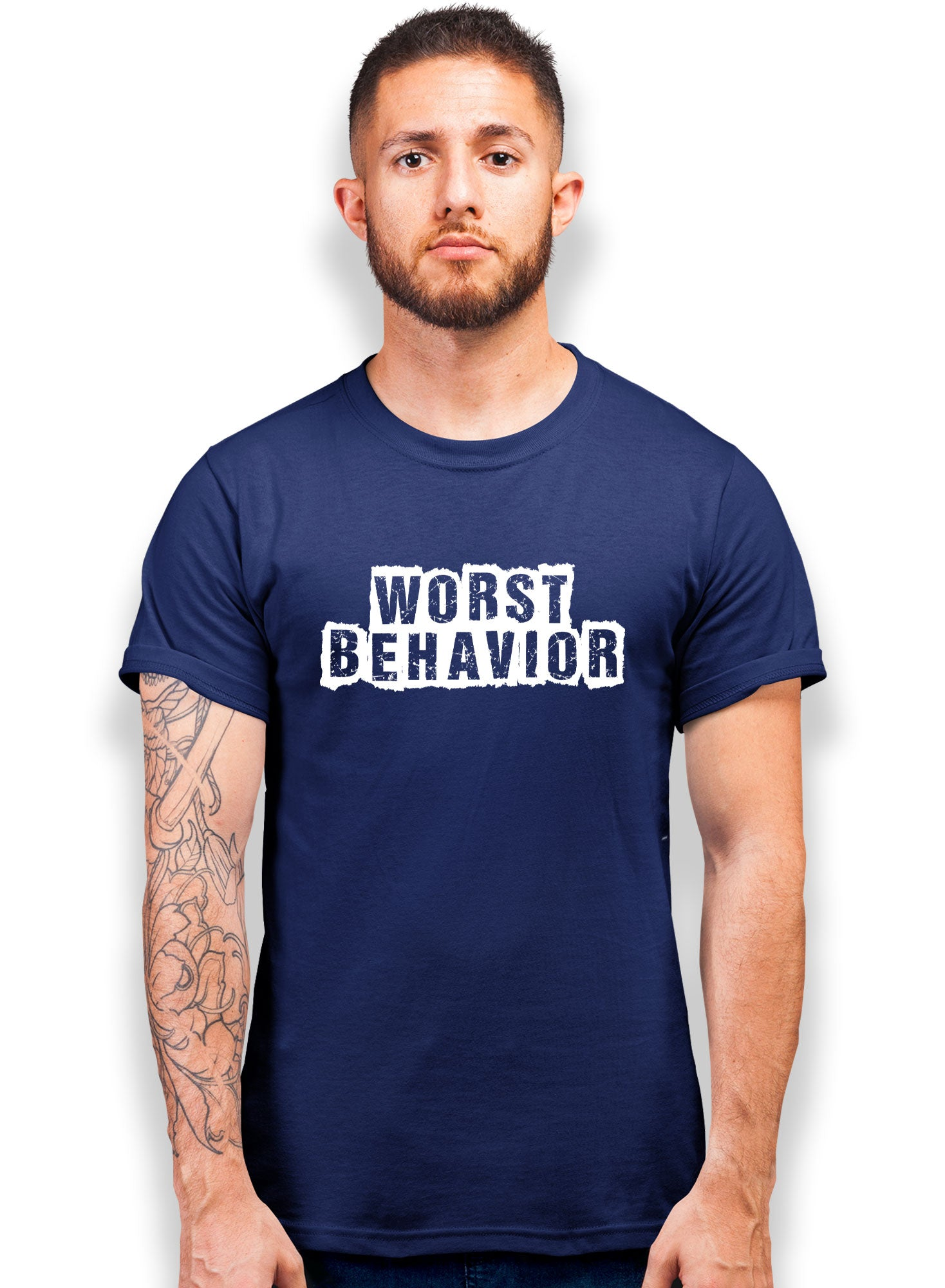 Worst Behavior T-shirts