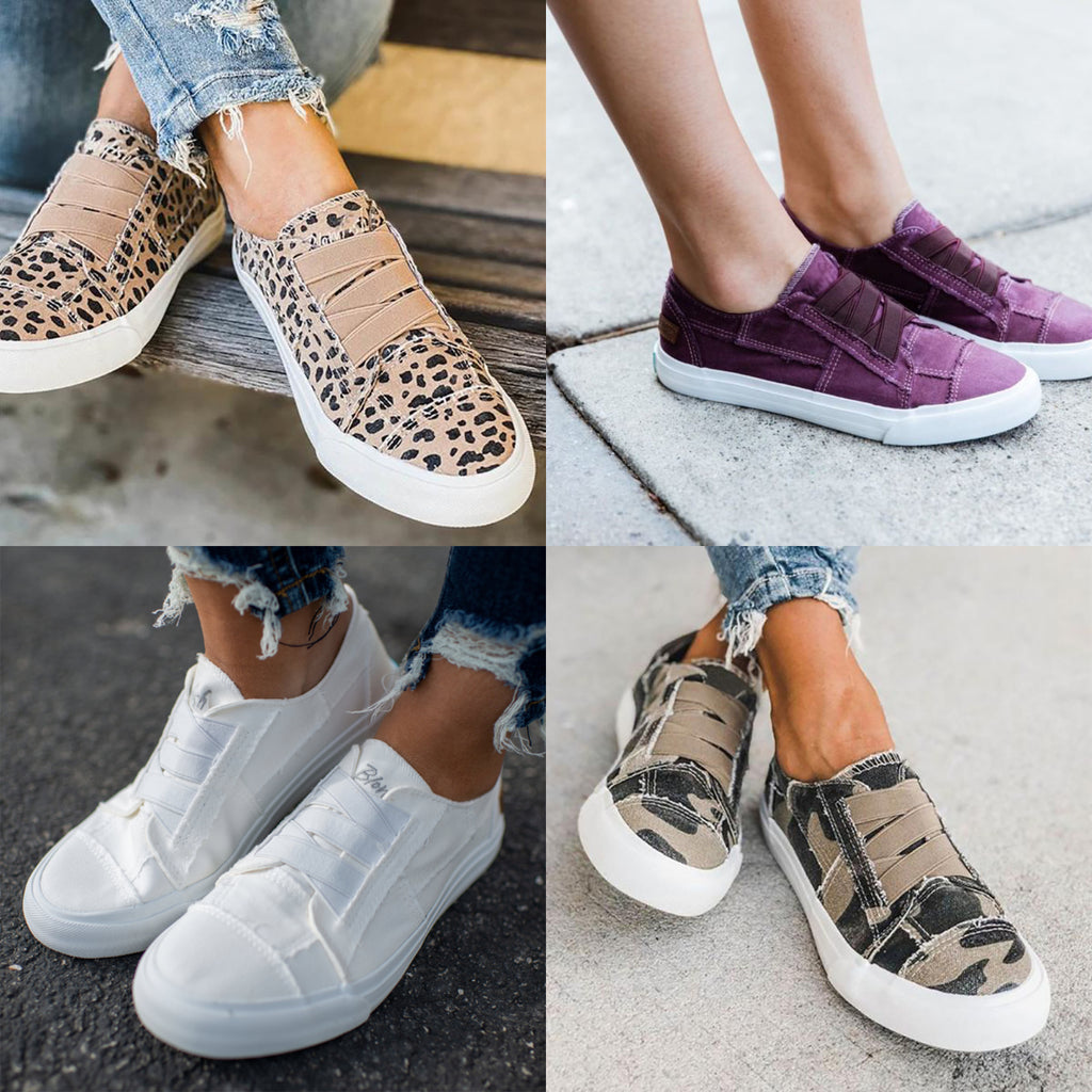Women's Comfortable Canvas Shoes★IN STOCK