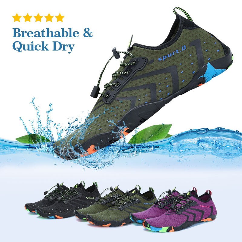 2020 New Multifunctional Barefoot Women Quick-Dry Water Shoes