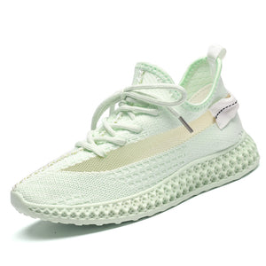 Women's Fashion Knitted Fly-Knit Sneakers