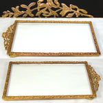 "Antique French Style Royal Mfg. Co. 8 5/8"" Picture Frame, Gordian Knot Pattern"