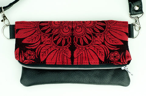 Cross body/hip bag - Daydream pyrope