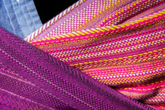 Twiller Wishing (purple weft)