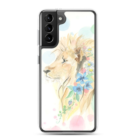 Samsung Case 'Lion'