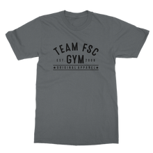 Load image into Gallery viewer, Team FSC Vintage Classic Adult T-Shirt Printed in UK