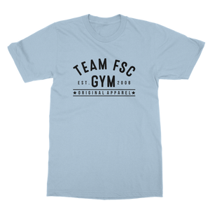 Team FSC Vintage Classic Adult T-Shirt Printed in UK