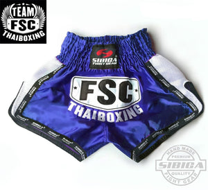 TEAM FSC Squad Thai shorts