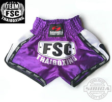 Load image into Gallery viewer, TEAM FSC Squad Thai shorts